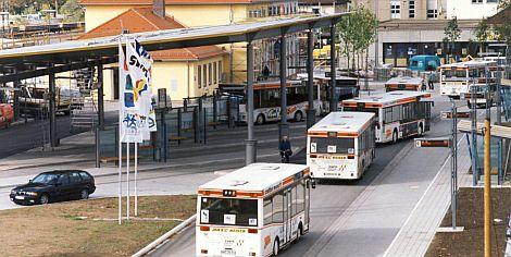 Stadtbusse Neumarkt